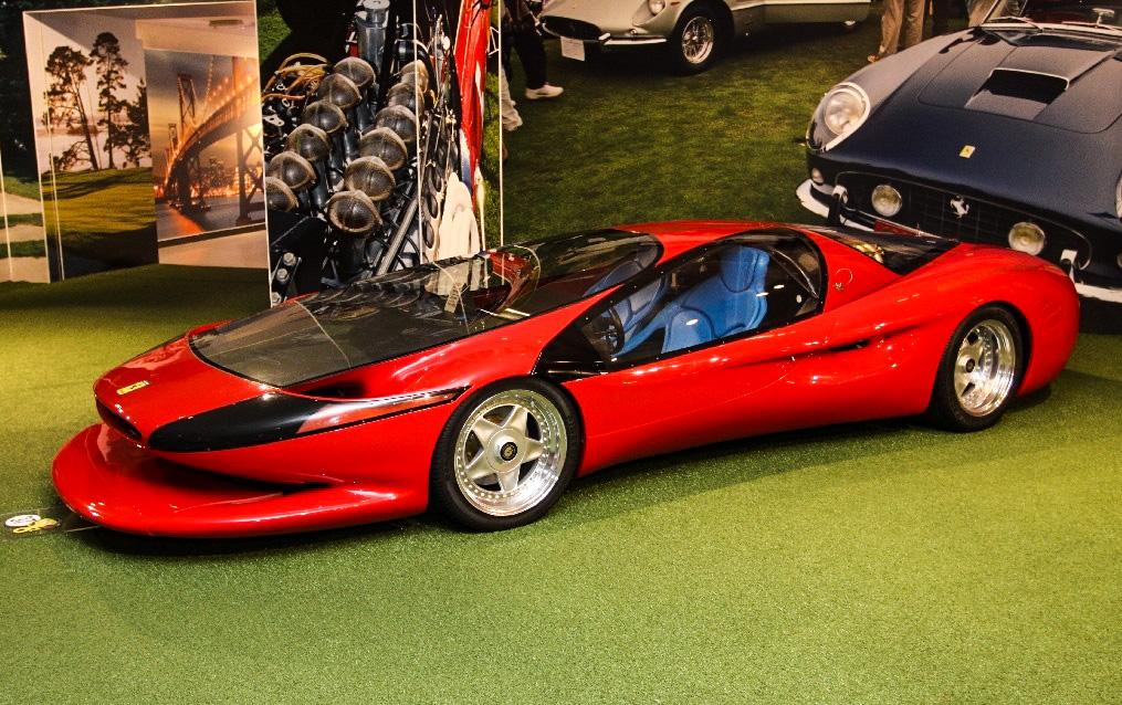Honda Of Escondido >> Ferrari Testa D'Oro Colani, un deportivo único en el mundo ...