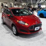 Ford Fiesta Hatchback 2017: Tiene como rivales al Chevrolet Sonic HB, Honda Fit, Kia Rio 5, Mazda2 HB, Nissan Versa Note, Peugeot 207 Compact, Skoda Fabia, Toyota Yaris Sport y al Volkswagen Polo HB.