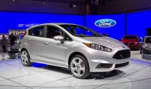 Ford Fiesta Hatchback 2017: triunfador, popular y eficiente.