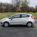 2017 Ford Fiesta Hatchback: Rivals: Chevrolet Sonic HB, Honda Fit, Kia Rio 5, Mazda2 HB, Nissan Versa Note, Peugeot 207 Compact, Skoda Fabia, Toyota Yaris Sport and Volkswagen Polo HB.