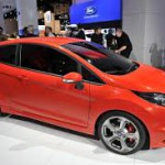 2017 Ford Fiesta ST: Prices U.S.A  $21,140.