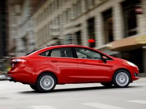 Ford Fiesta Sedán 2017: eficiente, cómodo, equipado, seguro y exitoso.