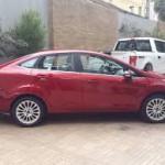 Ford Fiesta Sedán 2017: Para Chile la versión 1.6 SE tiene un precio de $9,990,000