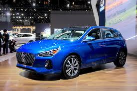 Auto Show de Chicago 2017: Hyundai Elantra GT 2018, un i30 americano