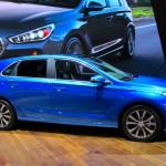2018 Hyundai Elantra GT: Rivals:Honda Civic Hatchback, Chevrolet Cruze Hatchback, Mazda3 Hatchback, Ford Focus Hatchback and Volkswagen Golf