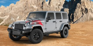 Jeep Wrangler Unlimited Sahara Winter Edition 2107: listo para las  aventuras.