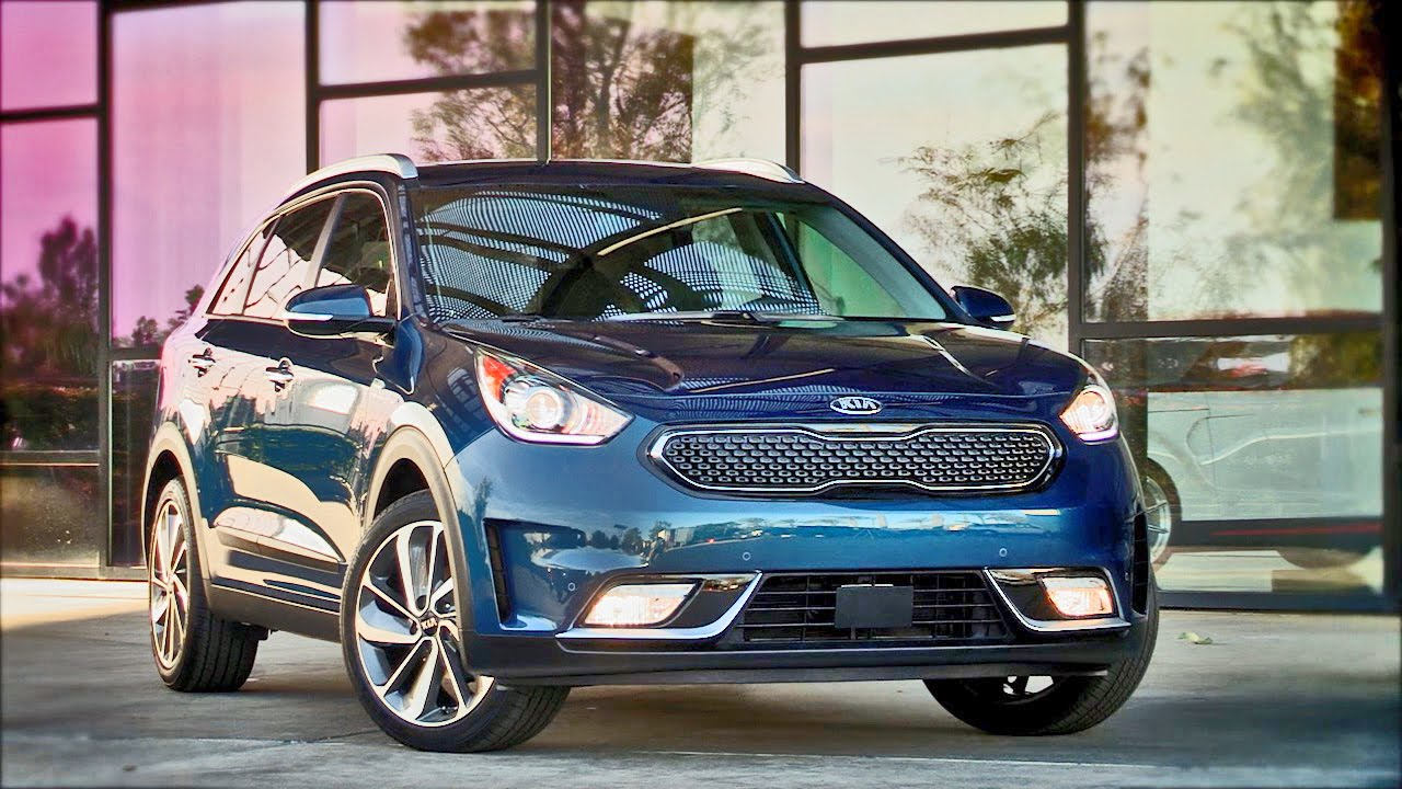 kia niro 2017 un h brido bastante especial lista de carros. Black Bedroom Furniture Sets. Home Design Ideas