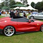 Ferrari LaFerrari F12 TRS Spyder:Rumores apuntan que podría ser el Ferrari más caro de construir, pues se estima que haya costado cerca de 4.2 millones de dólares ( lo que costarían 2 Ferrari LaFerrari Spider).