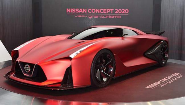 Imágenes de coches futuristas (1) | Lista de Carros