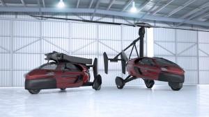 PAL-V Liberty: ¡! el carro volador ya está en preventa!!!