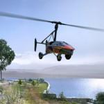 PAL-V Liberty, ¡! el carro volador ya está en preventa!!!: El PAL-V Liberty cumple con los reglamentos de vuelo y conducción existentes en Europa y Estados Unidos. Tiene un sistema de conversión semiautomático (SACS) que toma sólo de tres a cinco minutos para pasar de modo de vuelo a conducción y viceversa. La hélice se oculta mientras el carro está andando en carretera, donde el vehículo puede alcanzar velocidades de hasta 160 km/h. En el aire llegará hasta los 180 km/h.