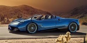 Pagani Huayra Roadster: un exclusivo descapotable de 2,3 millones de euros