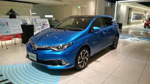 Toyota Auris 2017: más confort y más eficiencia