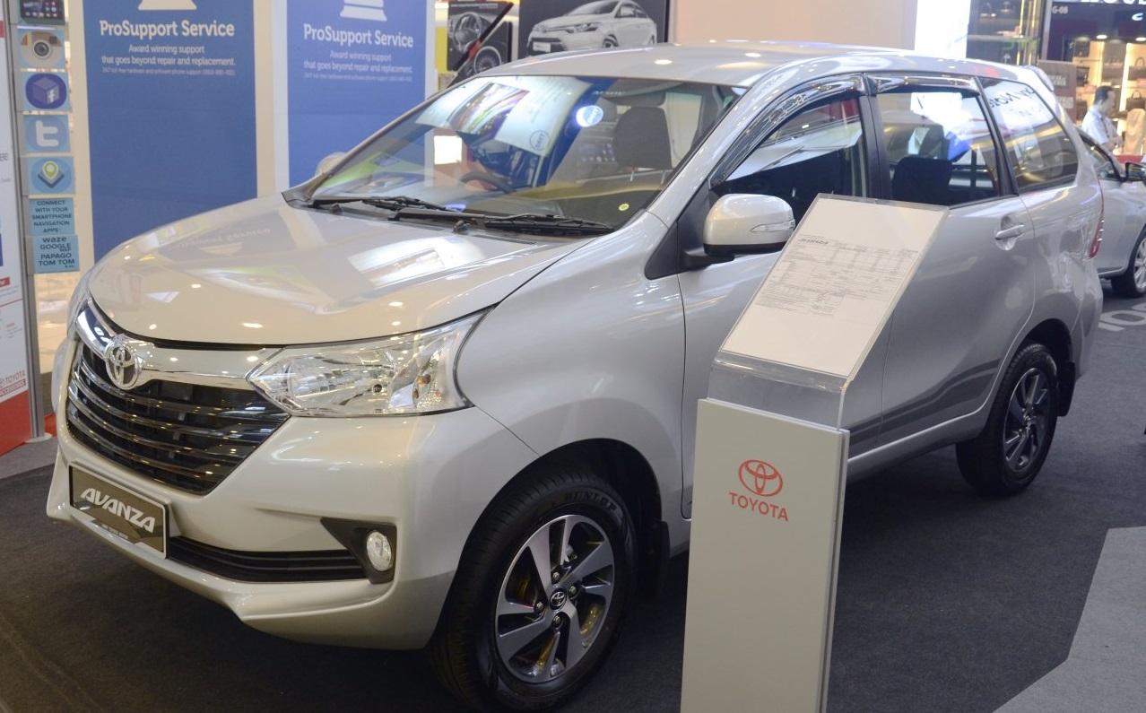 Toyota Avanza 2017 C Modo Moderno Y Exitoso Lista De