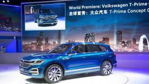 Volkswagen Touareg 2017: lujo, confort, deportividad y mayor eficiencia.