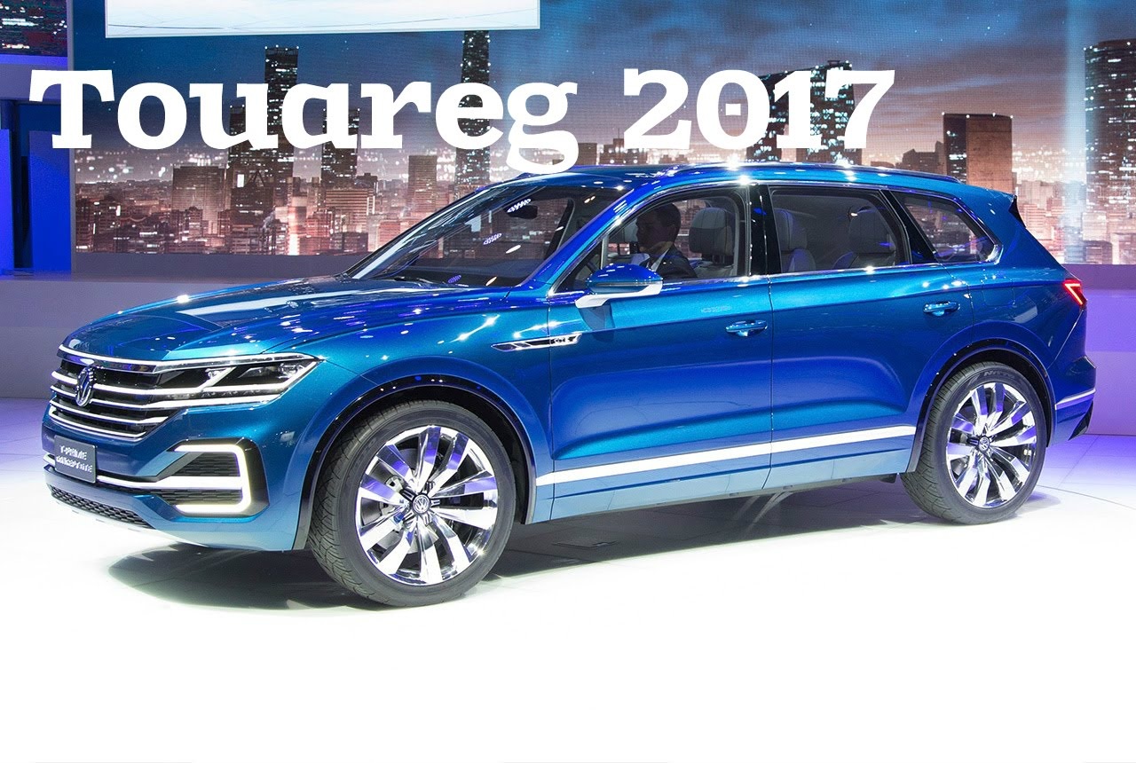 volkswagen touareg 2017 lujo confort deportividad y mayor eficiencia lista de carros. Black Bedroom Furniture Sets. Home Design Ideas