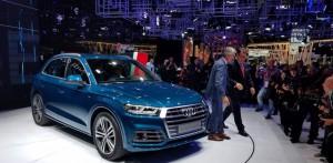 Audi Q5 2018: completamente rediseñada y más interesante.