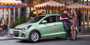 Chevrolet Spark 2017, ahora con CVT.