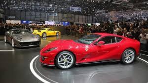 Auto Show de Ginebra 2017: Ferrari 812 Superfast, hermoso, potente y veloz