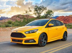 Ford Focus ST 2017: sorprendente, potente y divertido.