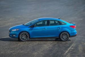 Ford Focus Sedán 2017: más tecnología y confort.
