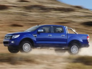 Ford Ranger 2017: musculosa, imponente, poderosa y capaz.