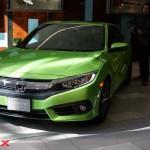 Honda Civic Coupé 2017: Tiene como rivales al Hyundai Elantra Coupé, Kia Cerato Koup y al Toyota Zelas.