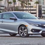 Honda Civic Coupé 2017: Para Chile la versión 1.5L EXL-T Aut tiene un precio de $19,990,0000