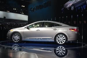 Hyundai Azera 2017: lujoso, señorial y especial.