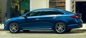 Hyundai Sonata 2017: elegante, hermoso y rendidor.