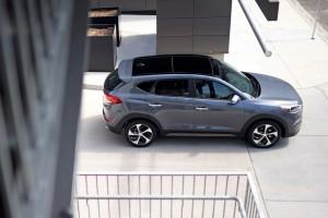Hyundai Tucson 2017: robusta y deportiva