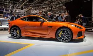 Jaguar F-Type 2017, el hermoso deportivo recibe una actualización