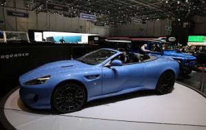 Salón de Ginebra 2017: Kahn Vengeance Volante, un espectacular y único convertible