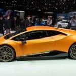 Lamborghini Huracán Performante: Para Europa tendrá un precio de 195.040 euros más impuestos. Las primeras unidades serán entregadas en verano de 2017.