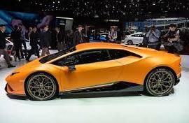 Salón de Ginebra 2017: Lamborghini Huracán Performante, el Lamborghini más rápido de la historia.