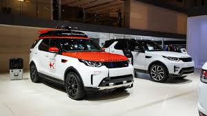 Auto Show de Ginebra 2017: Land Rover Discovery Project Hero-i, con dron incluído