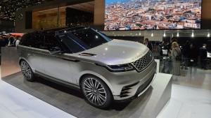 Auto Show de Ginebra 2017: Land Rover Range Rover Velar 2018, moderno y audaz