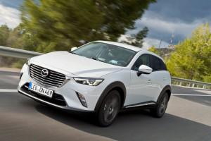 Mazda CX-3 2017: buen tamaño y atractivo diseño