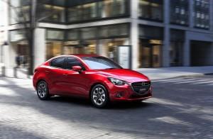 Mazda2 Sedán 2017: tecnología y lindo diseño