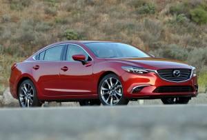 Mazda6 2017: atractivo y con más tecnología.