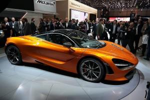 Auto Show de Ginebra 2017: McLaren 720S, nuevo motor y mayor potencia.