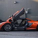 McLaren P1 Vulcano