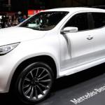 Mercedes Benz Concept X Class