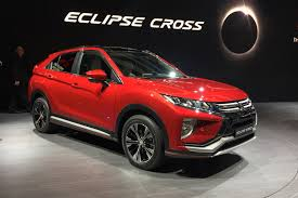 Mitsubishi Eclipse Cross 2018, moderno, exquisito y de gran calidad.