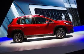 Peugeot 2008 2017: funcional, práctico y eficiente