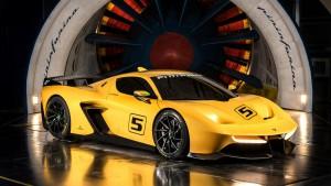 Auto Show de Ginebra 2017: Pininfarina Fittipaldi EF7, un maravilloso Gran Turismo