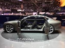 Auto Show de Ginebra 2017: Pininfarina H600, un lujoso sedán eléctrico