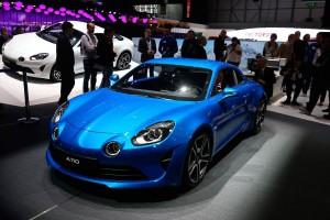 Auto Show de Ginebra 2017: Alpine A110, un Alpine moderno de 252 CV