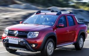 Renault Duster Oroch 2017: capacidad y prestaciones