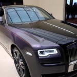 Roll -Royce Ghost One Off